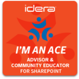Idera ACE Badge